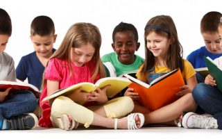 Child Substitutes Words When Reading