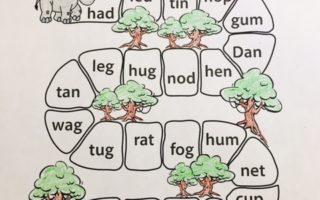 Short Vowel Sounds & Free Short Vowel Game