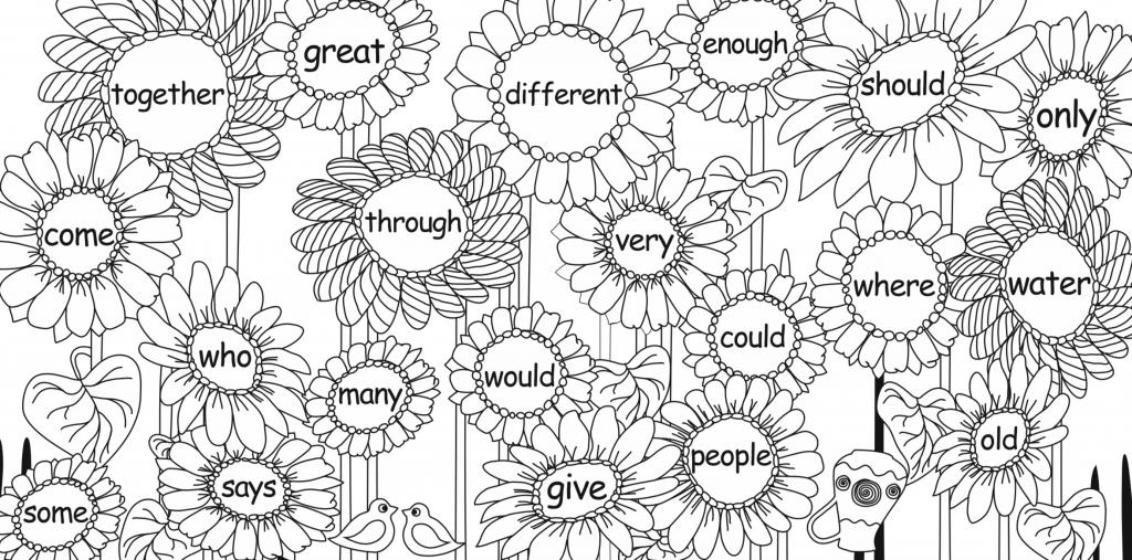 sight words pdf