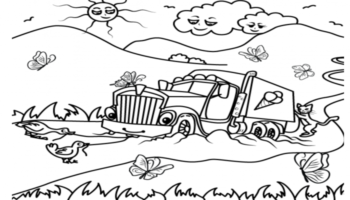 ck Digraph Story- The Stuck Truck (FREE)